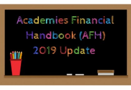 Academies Financial Handbook Afh 2019 Update 1
