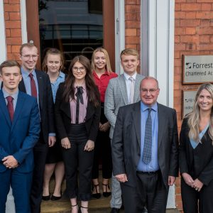 Exceptional range of talent join one of the leading accountancy firms in Lincolnshire and the Humber
