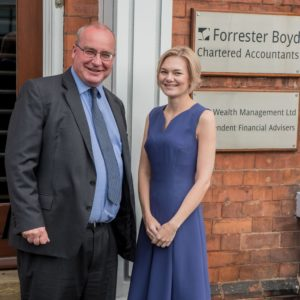 Forrester Boyd delighted to appoint new partner