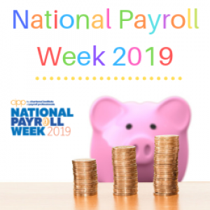 National Payroll Week 2019 - Did you know?